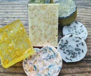 Adventures in Soap Making
